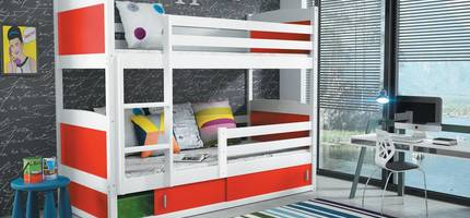 Detske-poschodove-postele